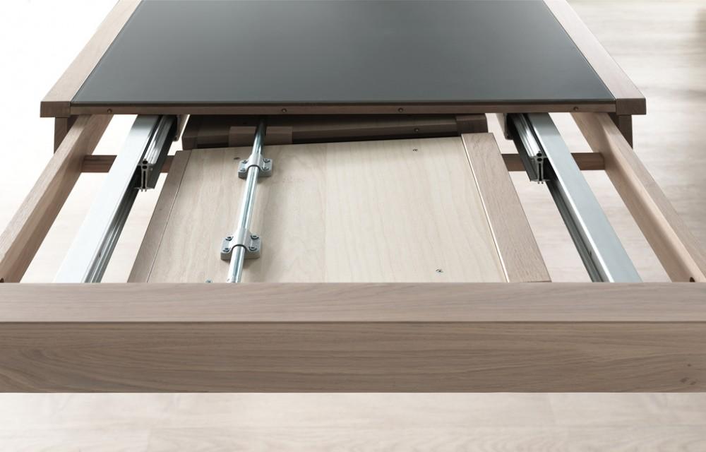 Table - système de coulissant (1)